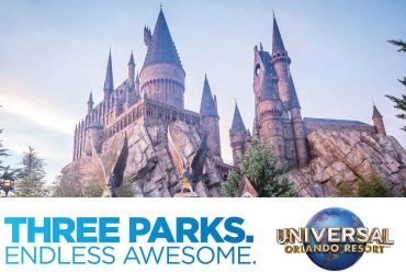 Three Parks: Endless Awesome