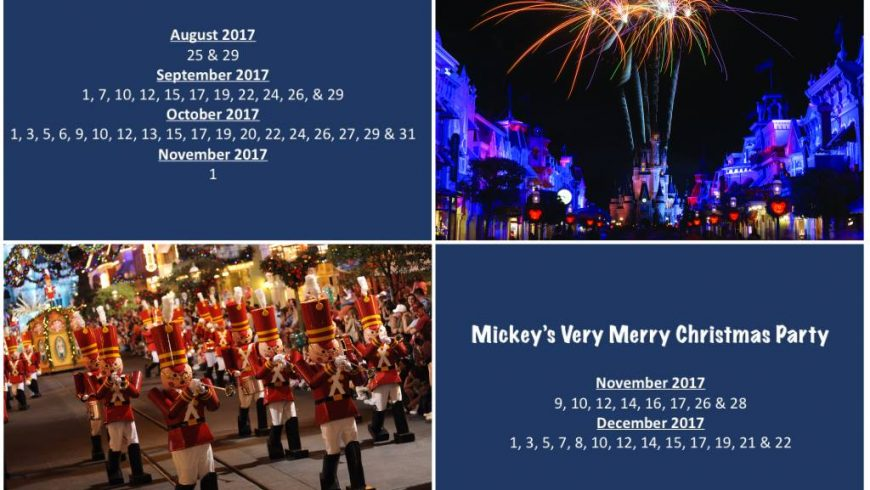 Are you ready to start planing your Magical Holiday experience?