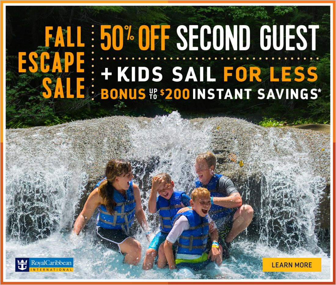 Fall Escape Sale!