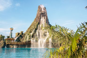 Volcano Bay is now open!