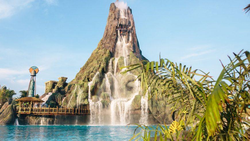 Volcano Bay is now open!