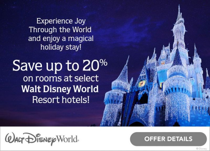Check out this Merry Resort Offer!
