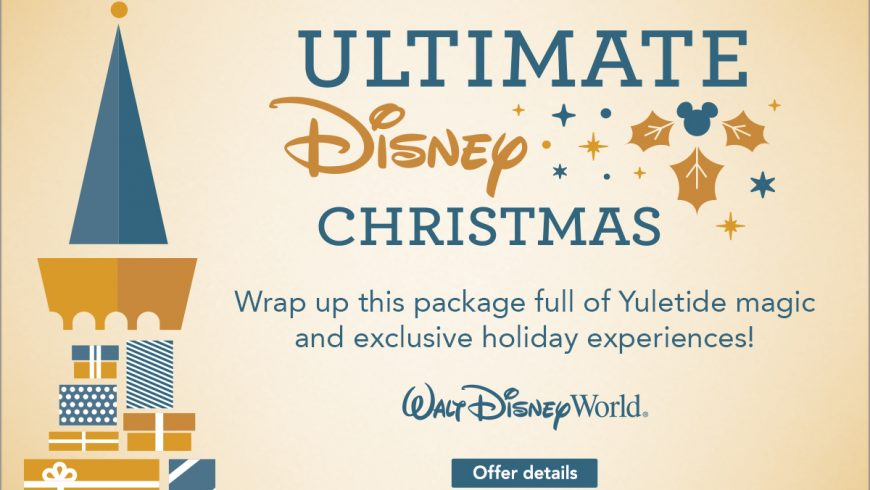 Ultimate Disney Christmas!
