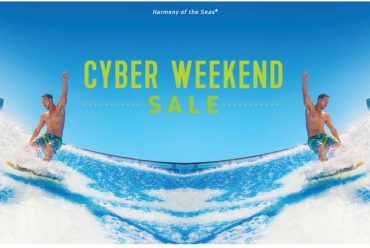 Royal Caribbean Cyber Weekend Sale!!!