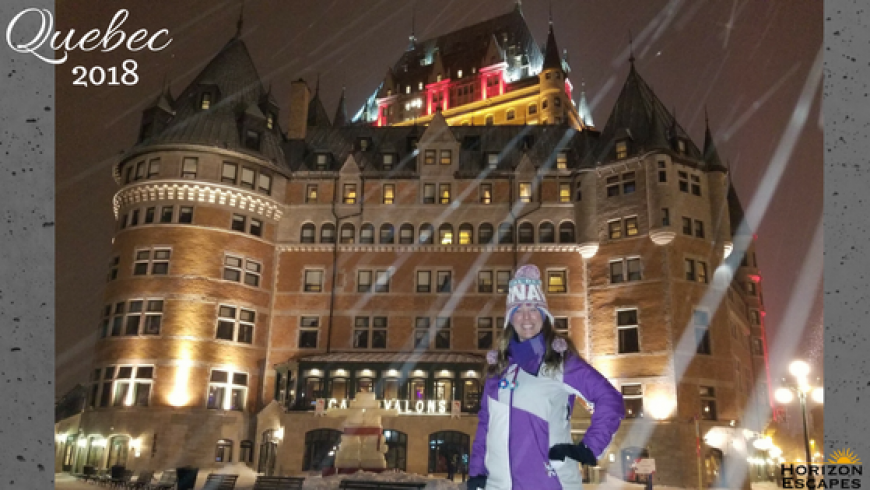 Quebec City – Winter Carnival 2018