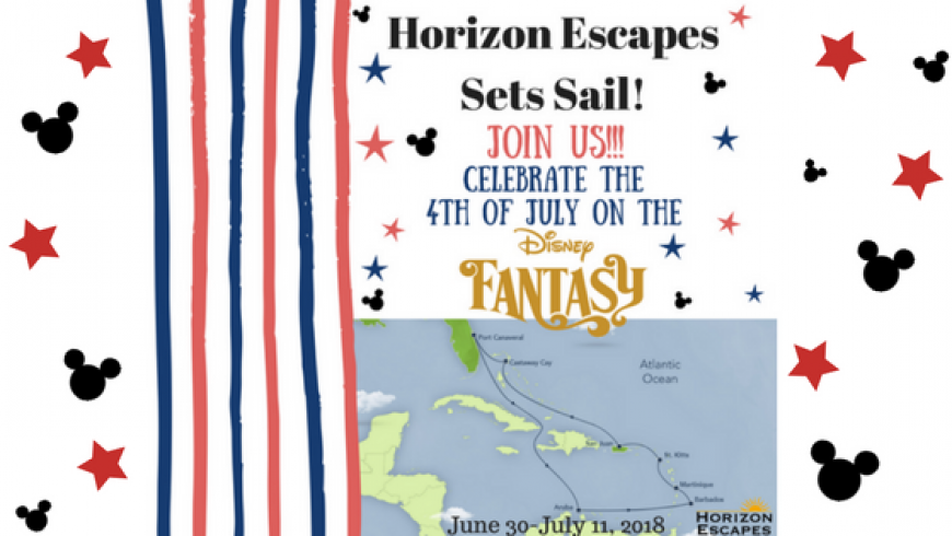 Join Horizon Escapes on the Disney Fantasy!